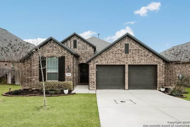 153 Cimarron Creek, Boerne, TX 78006 (MLS #1443848) :: Vivid Realty