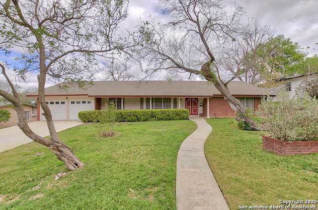 811 Morningside Dr, Terrell Hills, TX 78209 (MLS #1443902) :: Concierge Realty of SA
