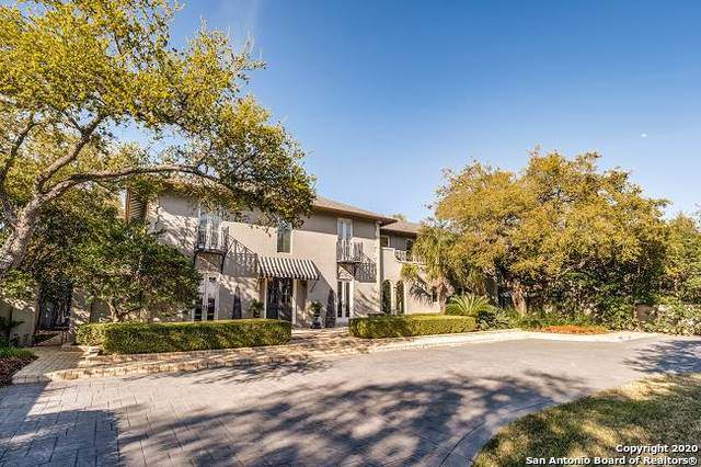 437 Burr Rd, Terrell Hills, TX 78209 (MLS #1443939) :: Santos and Sandberg