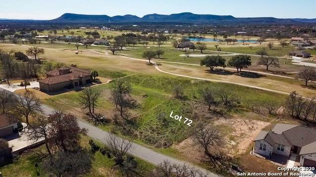 LOT 72 Chesterfield Drive, Kingsland, TX 78639 (MLS #1443942) :: Reyes Signature Properties