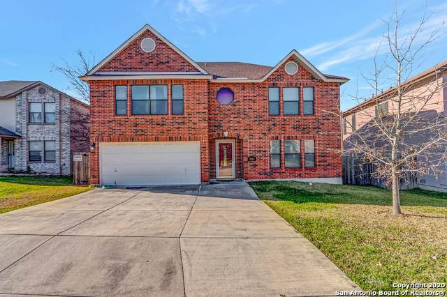 8307 Cherry Glade, Converse, TX 78109 (MLS #1443980) :: BHGRE HomeCity San Antonio
