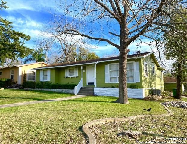 302 Blakeley Dr, San Antonio, TX 78209 (MLS #1444000) :: Vivid Realty