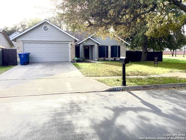 16723 Hunting Valley St, San Antonio, TX 78247 (#1444004) :: The Perry Henderson Group at Berkshire Hathaway Texas Realty