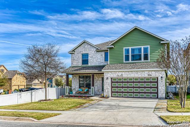 167 Brook Stone, Cibolo, TX 78108 (MLS #1444017) :: The Mullen Group | RE/MAX Access