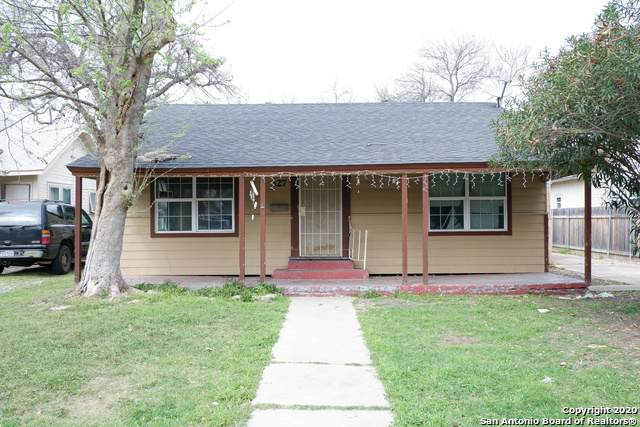 327 Hearne Ave, San Antonio, TX 78225 (MLS #1444190) :: Vivid Realty