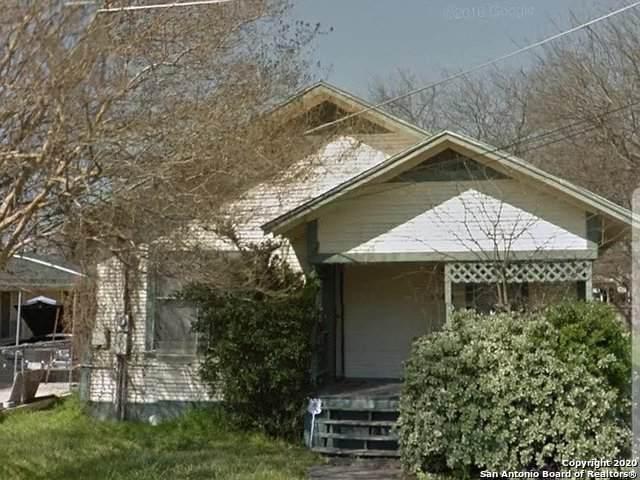 1149 Santa Anna, San Antonio, TX 78201 (MLS #1444255) :: Vivid Realty