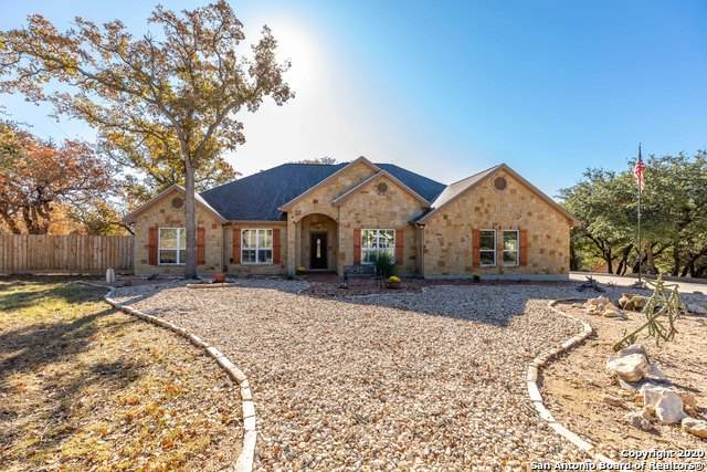 122 Glen Lakes Ct, Ingram, TX 78025 (MLS #1444311) :: The Castillo Group