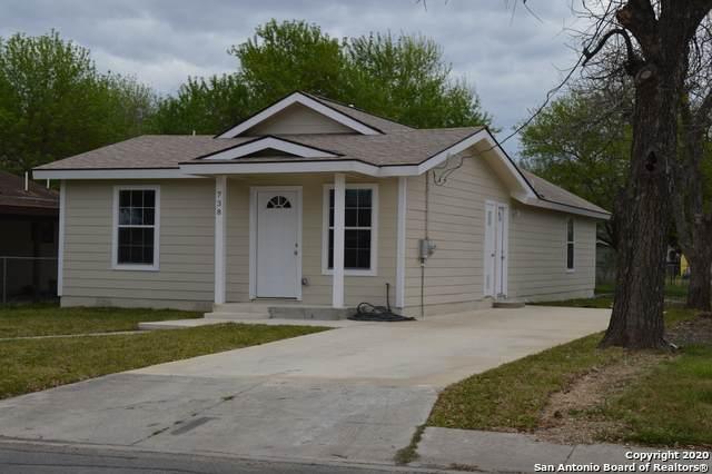 738 Kendalia Ave, San Antonio, TX 78221 (#1444440) :: The Perry Henderson Group at Berkshire Hathaway Texas Realty