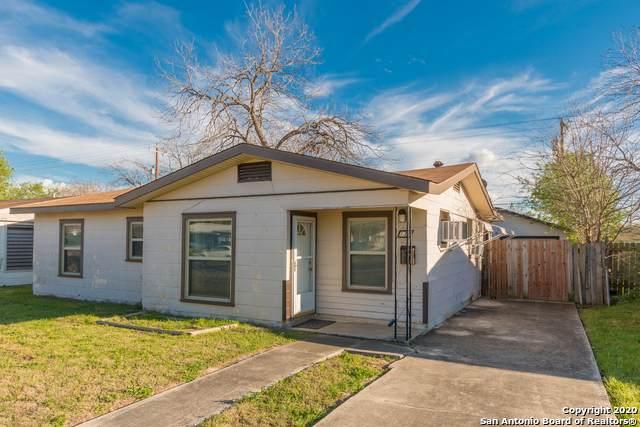 134 Gayle Ave, San Antonio, TX 78223 (MLS #1444441) :: Neal & Neal Team