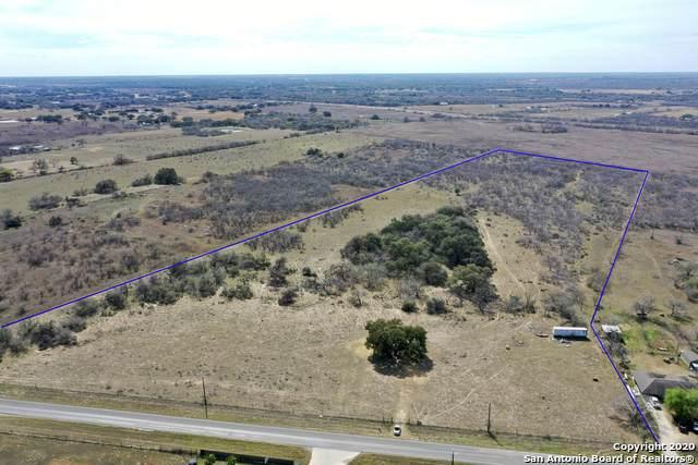1784 Fm 1784, Pleasanton, TX 78064 (MLS #1444635) :: BHGRE HomeCity San Antonio