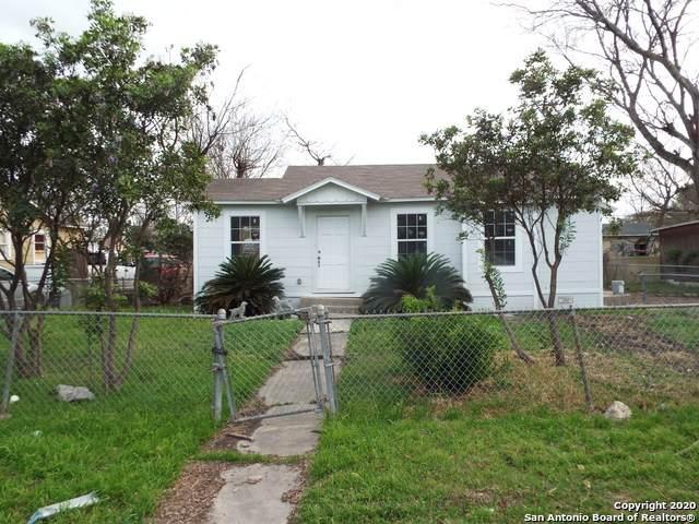1716 Mardell St, San Antonio, TX 78201 (MLS #1444674) :: Vivid Realty