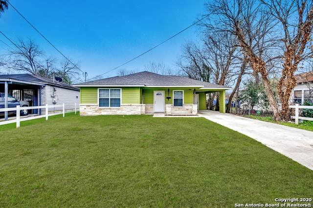 206 E Southcross Blvd, San Antonio, TX 78214 (#1444704) :: The Perry Henderson Group at Berkshire Hathaway Texas Realty