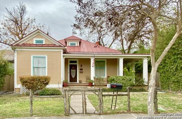 233 Claudia St, San Antonio, TX 78210 (MLS #1444799) :: Vivid Realty