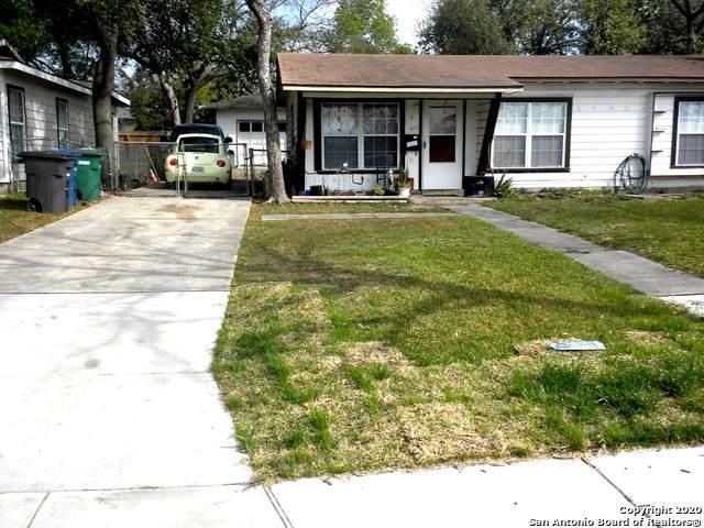 623 Maria Elena, San Antonio, TX 78228 (MLS #1444823) :: Alexis Weigand Real Estate Group