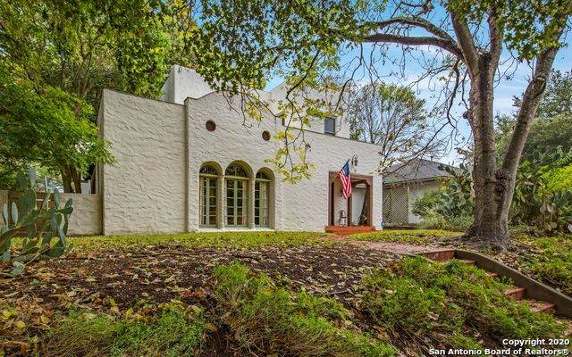 122 Rosemary Ave, Alamo Heights, TX 78209 (MLS #1445215) :: Legend Realty Group