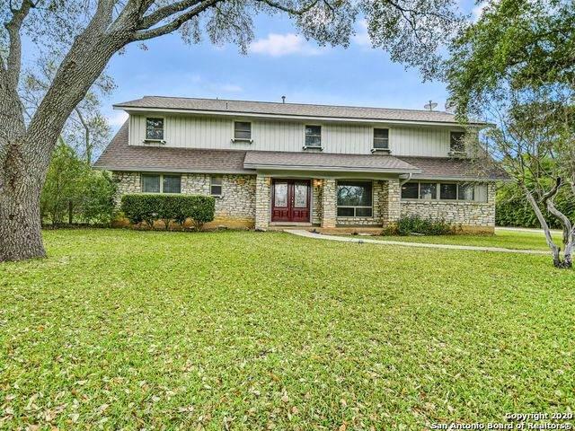 203 Shavano Dr, Shavano Park, TX 78231 (MLS #1445245) :: Exquisite Properties, LLC