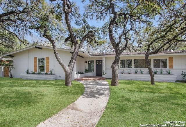 222 Carolwood Dr, Castle Hills, TX 78213 (MLS #1445280) :: Santos and Sandberg