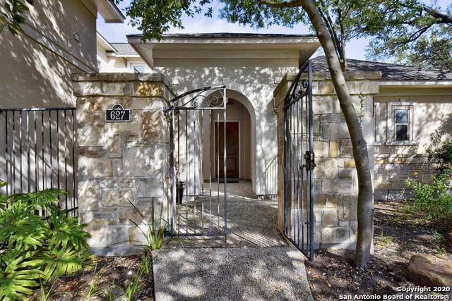627 Rio Springs, San Antonio, TX 78258 (MLS #1445489) :: Neal & Neal Team