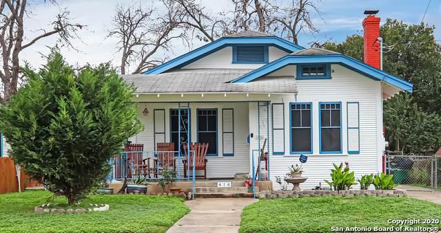 414 Barrett Pl, San Antonio, TX 78225 (MLS #1445607) :: Neal & Neal Team