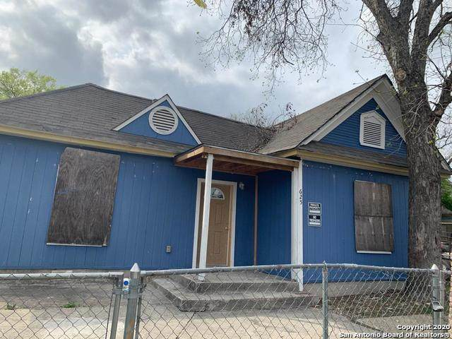 625 S Olive St, San Antonio, TX 78203 (MLS #1445615) :: Alexis Weigand Real Estate Group