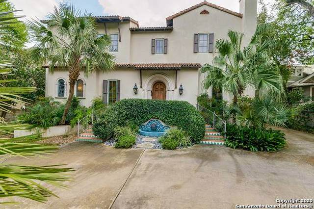 747 Patterson Ave, Alamo Heights, TX 78209 (MLS #1445811) :: BHGRE HomeCity