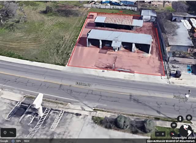 7130 Fairlawn Dr, San Antonio, TX 78223 (MLS #1445848) :: The Gradiz Group