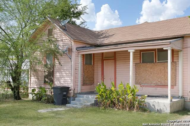 507 Westfall Ave, San Antonio, TX 78210 (MLS #1445893) :: Reyes Signature Properties
