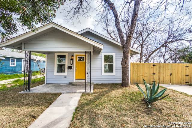 130 King Roger St, San Antonio, TX 78204 (MLS #1445920) :: The Mullen Group | RE/MAX Access
