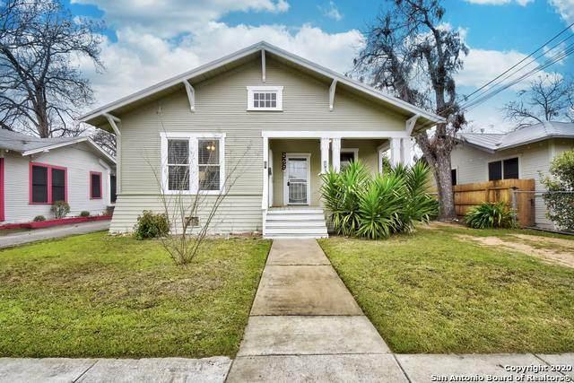 529 Devine St, San Antonio, TX 78210 (MLS #1445983) :: Carolina Garcia Real Estate Group