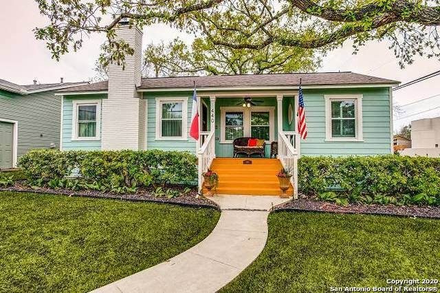 440 Corona Ave, Alamo Heights, TX 78209 (MLS #1446014) :: Concierge Realty of SA