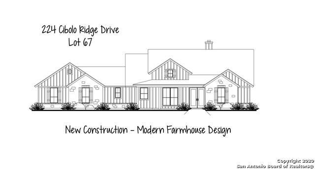 224 Cibolo Ridge Drive, La Vernia, TX 78121 (MLS #1446048) :: Vivid Realty
