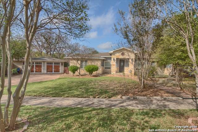 360 Larchmont Dr, San Antonio, TX 78209 (MLS #1446139) :: Vivid Realty