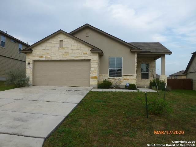 412 Quarter Mare, Cibolo, TX 78108 (MLS #1446141) :: Vivid Realty