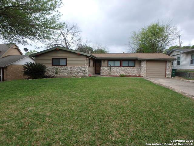 3114 Shady Springs Dr, San Antonio, TX 78230 (MLS #1446145) :: Vivid Realty