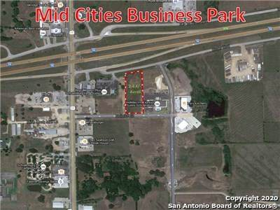 I-10 FEEDER RD & Heinrich St., Schulenburg, TX 78956 (MLS #1446257) :: The Glover Homes & Land Group