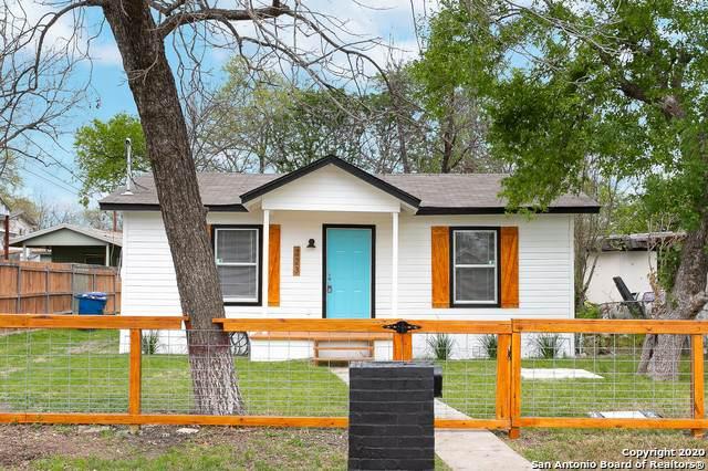 323 Segura St, San Antonio, TX 78237 (MLS #1446258) :: Alexis Weigand Real Estate Group