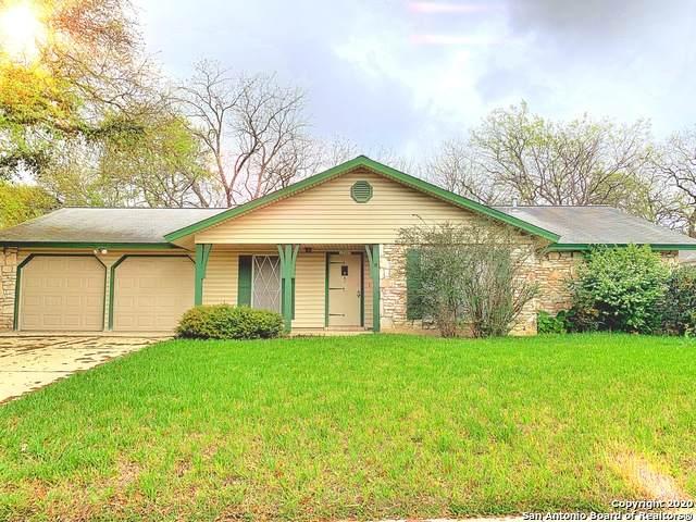 12507 El Sendero St, San Antonio, TX 78233 (MLS #1446284) :: The Mullen Group | RE/MAX Access