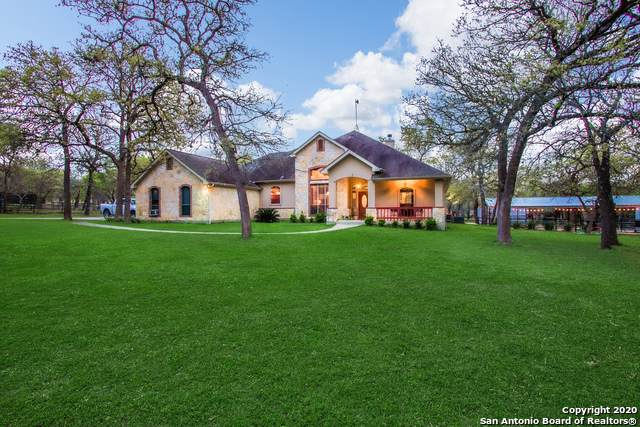 585 Rose Branch Dr, La Vernia, TX 78121 (MLS #1446387) :: Maverick