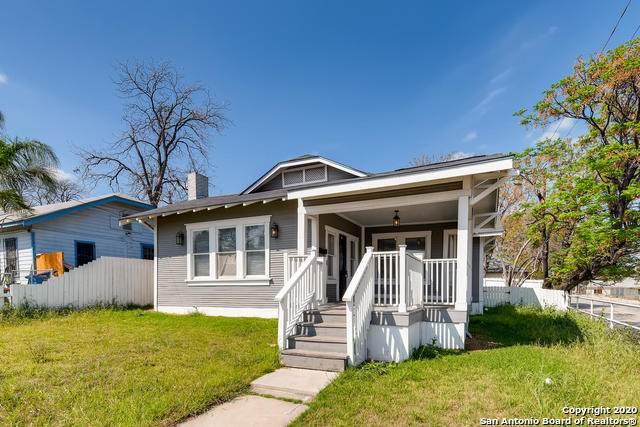 645 E Park Ave, San Antonio, TX 78212 (MLS #1446405) :: Neal & Neal Team
