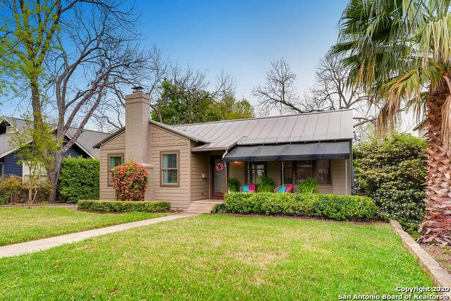 304 Albany St, Alamo Heights, TX 78209 (MLS #1446418) :: Tom White Group