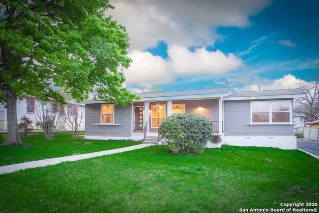 615 Rittiman Rd, San Antonio, TX 78209 (MLS #1446477) :: Alexis Weigand Real Estate Group