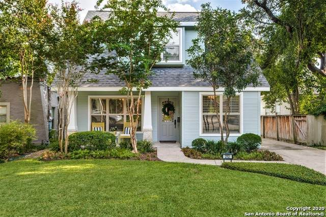212 Lamont Ave, Alamo Heights, TX 78209 (MLS #1446503) :: BHGRE HomeCity