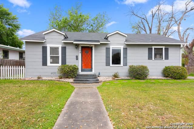 1108 Donaldson Ave, San Antonio, TX 78228 (MLS #1446577) :: Alexis Weigand Real Estate Group