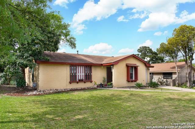 4819 Casa Manana St, San Antonio, TX 78233 (MLS #1446637) :: Berkshire Hathaway HomeServices Don Johnson, REALTORS®