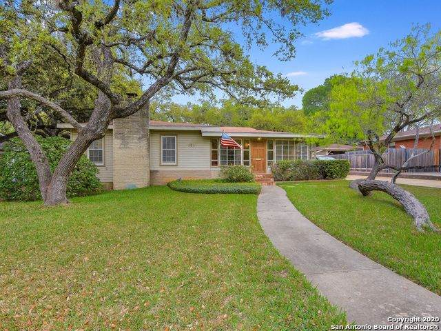 121 Tuxedo Ave, San Antonio, TX 78209 (MLS #1446715) :: Tom White Group