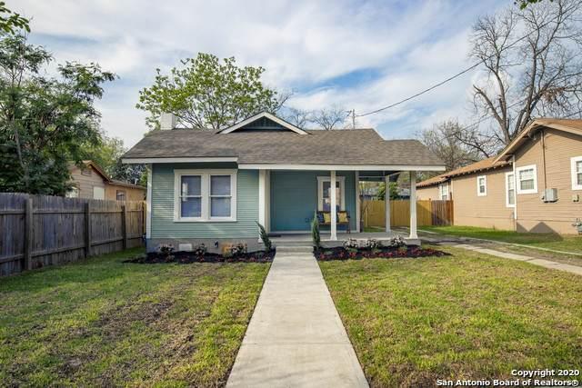 605 W Rosewood Ave, San Antonio, TX 78212 (MLS #1446756) :: Neal & Neal Team