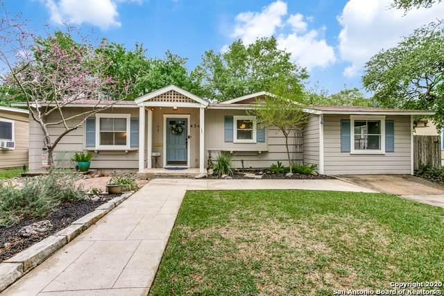 434 Devonshire Dr, San Antonio, TX 78209 (MLS #1446782) :: Vivid Realty