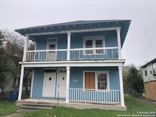 1112 Muncey, San Antonio, TX 78208 (MLS #1446822) :: BHGRE HomeCity San Antonio