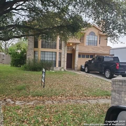 6726 Calm Lake Dr, San Antonio, TX 78244 (MLS #1446924) :: Neal & Neal Team