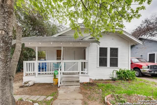 219 Weinberg Ave, San Antonio, TX 78214 (MLS #1446961) :: Tom White Group